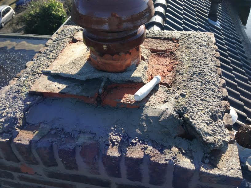 schoorsteen renovatie klussenbedrijf edi groningen